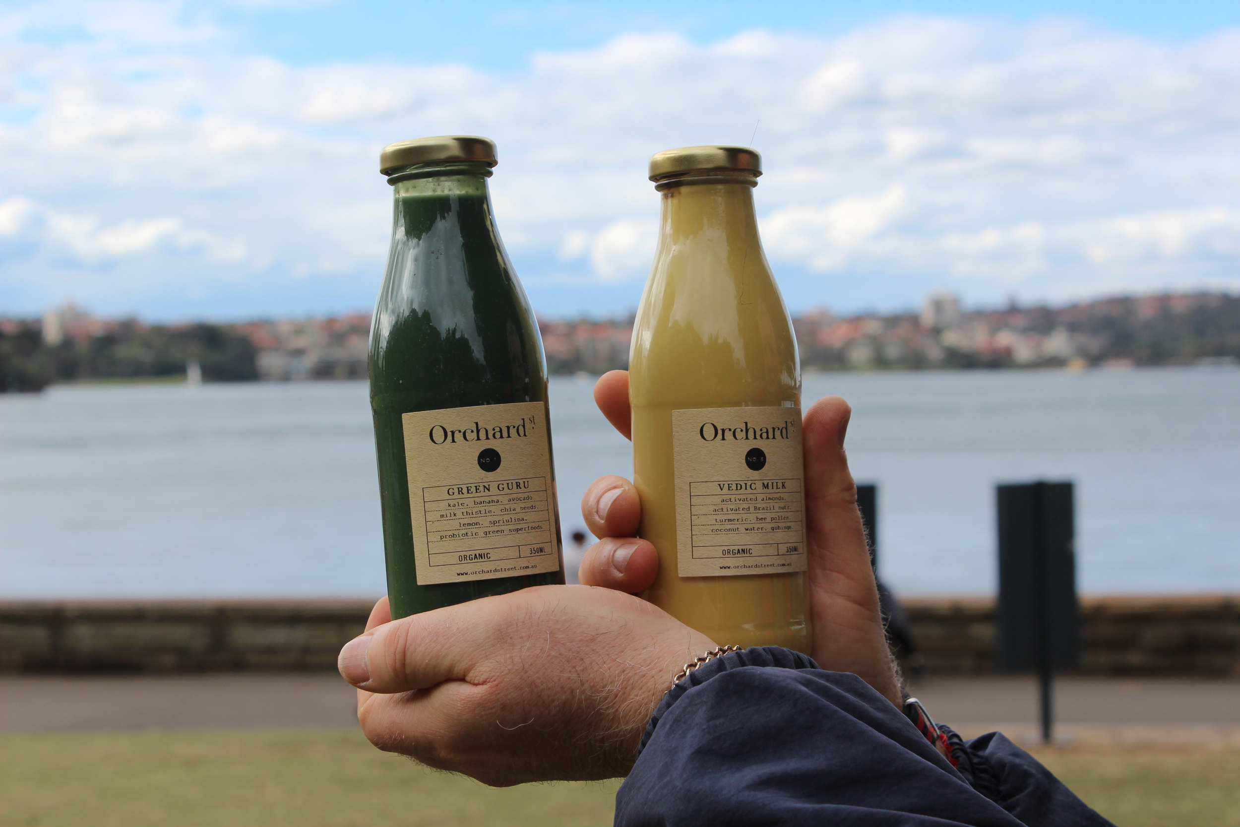 Orchard Street Review Sydney Healthy Cafes