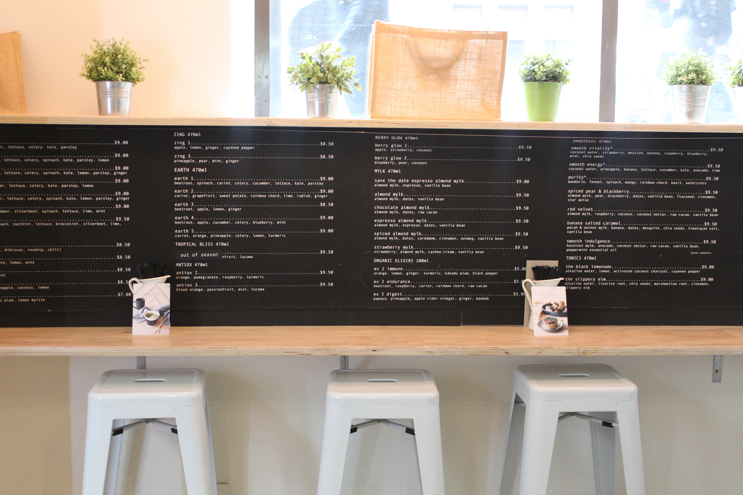 Pressed Juices Review Sydney Healthy