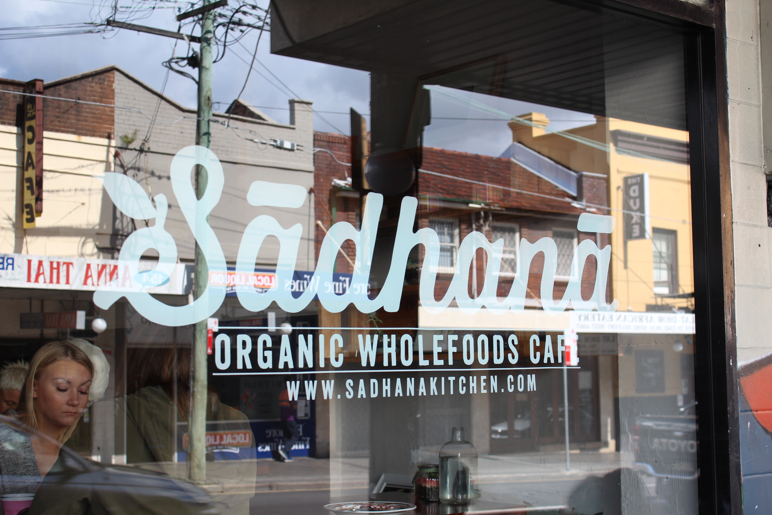 Sadhana Kitchen Review Healthy Cafes Sydney