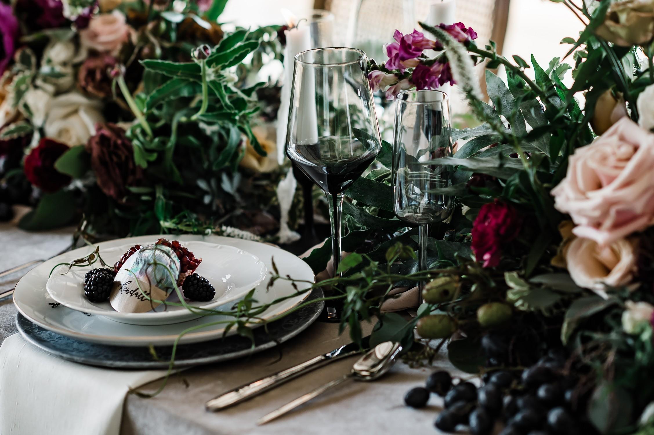 Moody Berry Toned Oceanview Farm Wedding 12.jpg