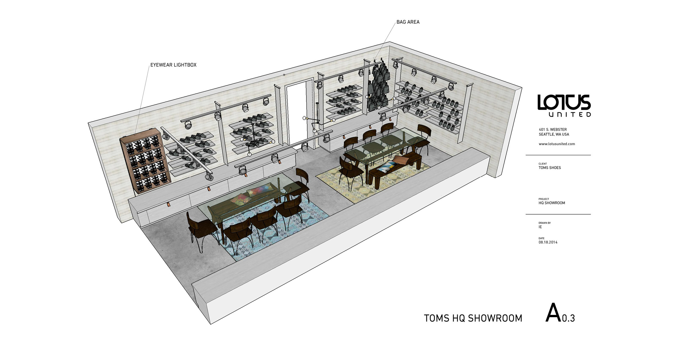 Tom's Interior Model