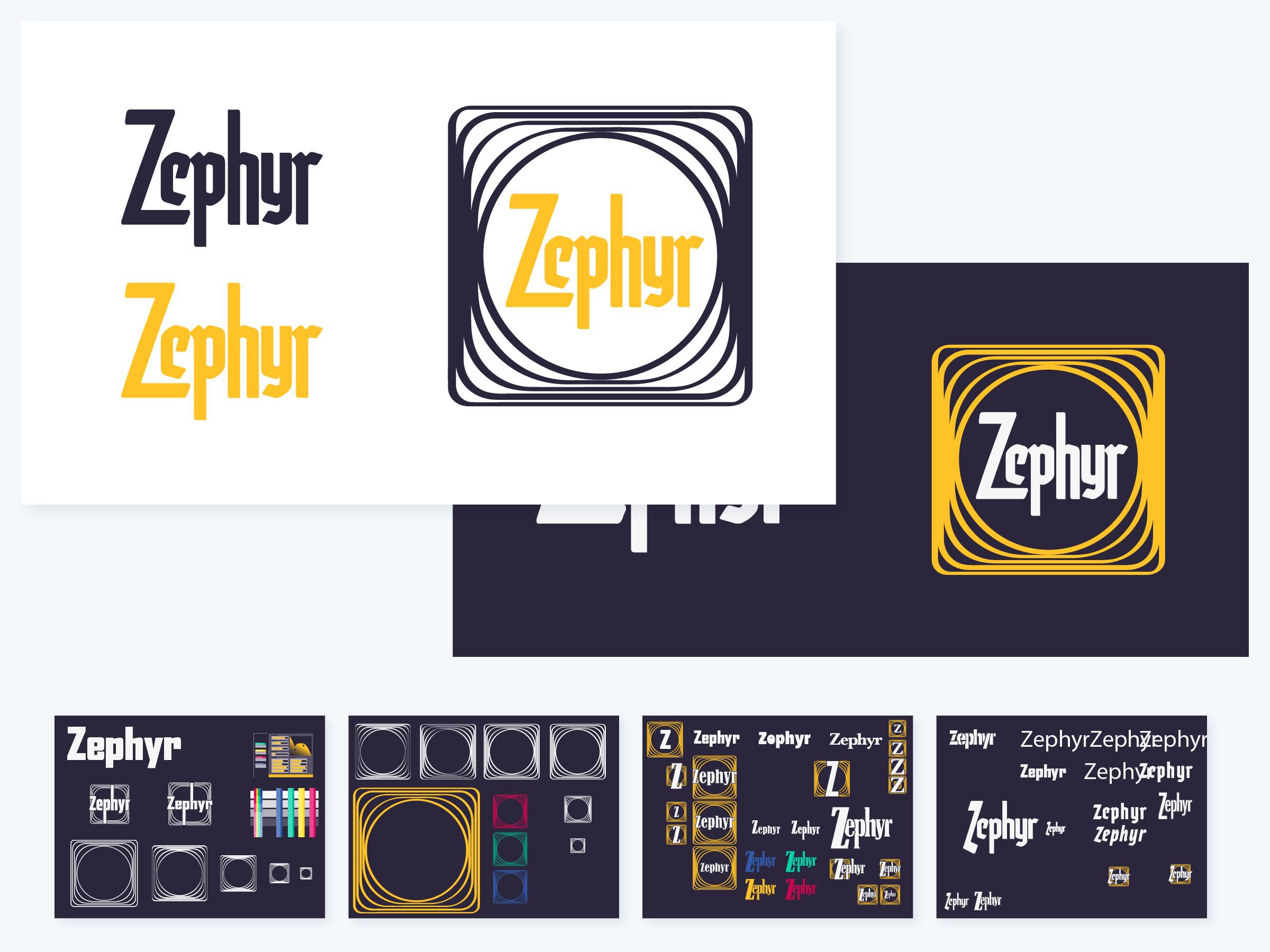 Logo and brand development