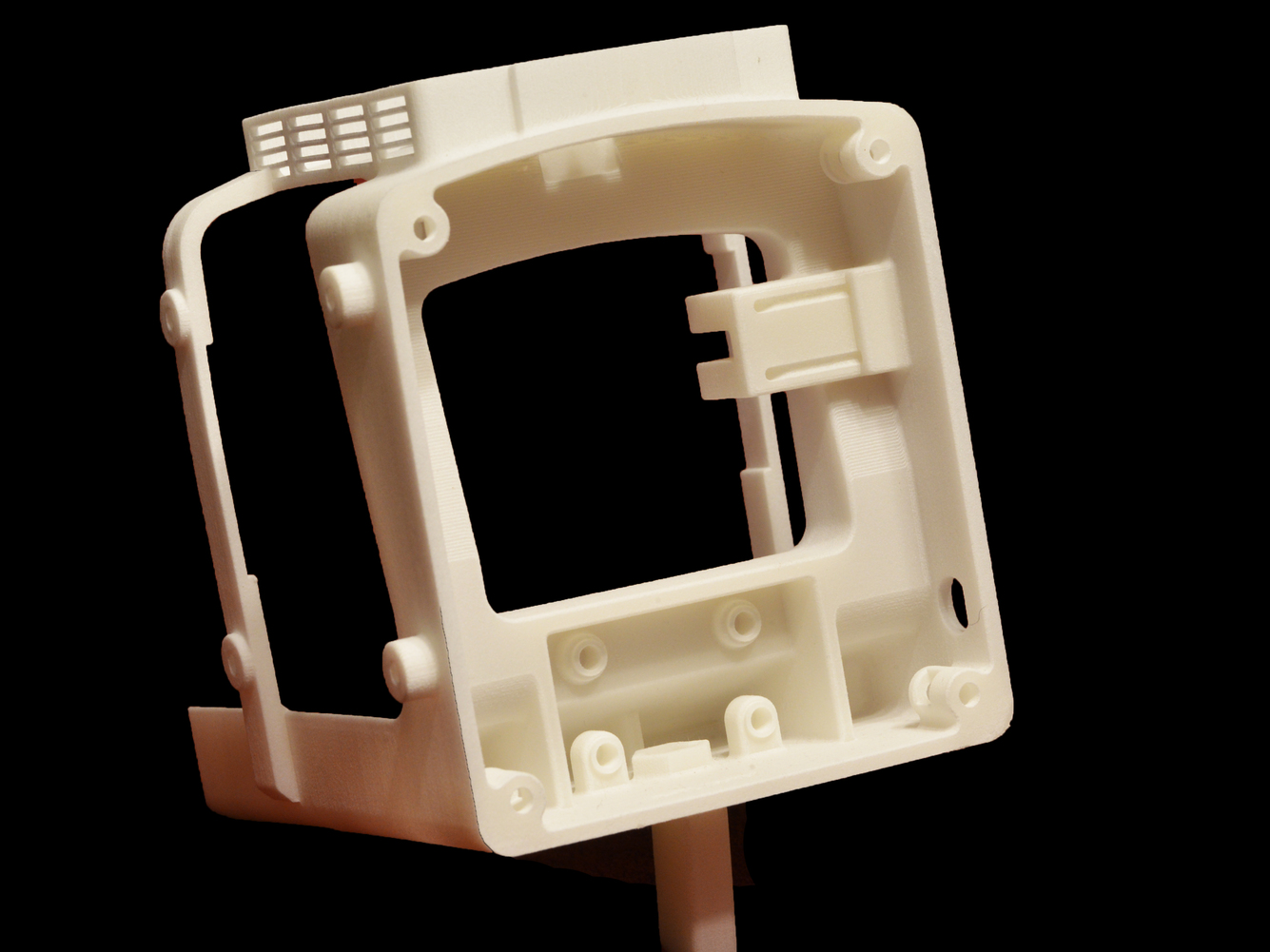 Complex, nylon, end-use 3D printed part