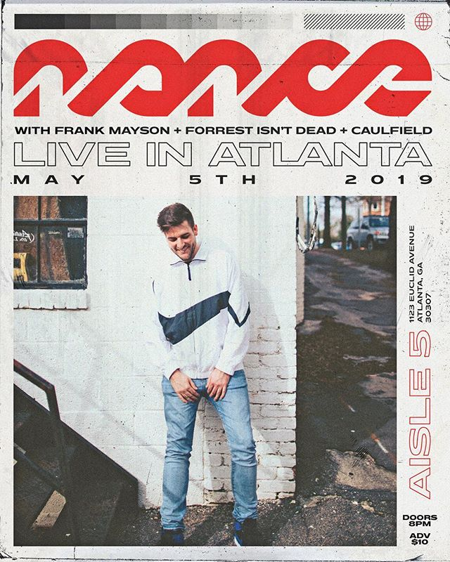 ATLANTA !! See you May 5th ✌🏼(adv tickets in bio)