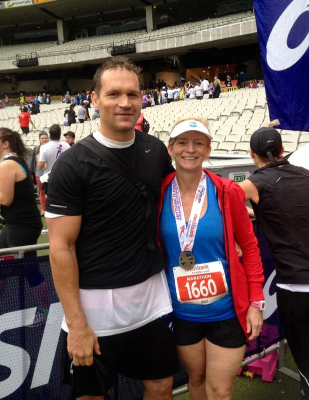 Good luck to Jodie who will be running in the Queenstown Marathon this weekend. Jodie inspires all of us with her enthusiasm and commitment to her two sports, CrossFit and running. Not only does she manage to excel in both, but she also provides support and encouragement to everyone around her. Get after it Jodie and have an amazing time! xx