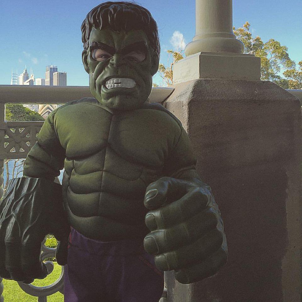 Maxi Hulk Smash