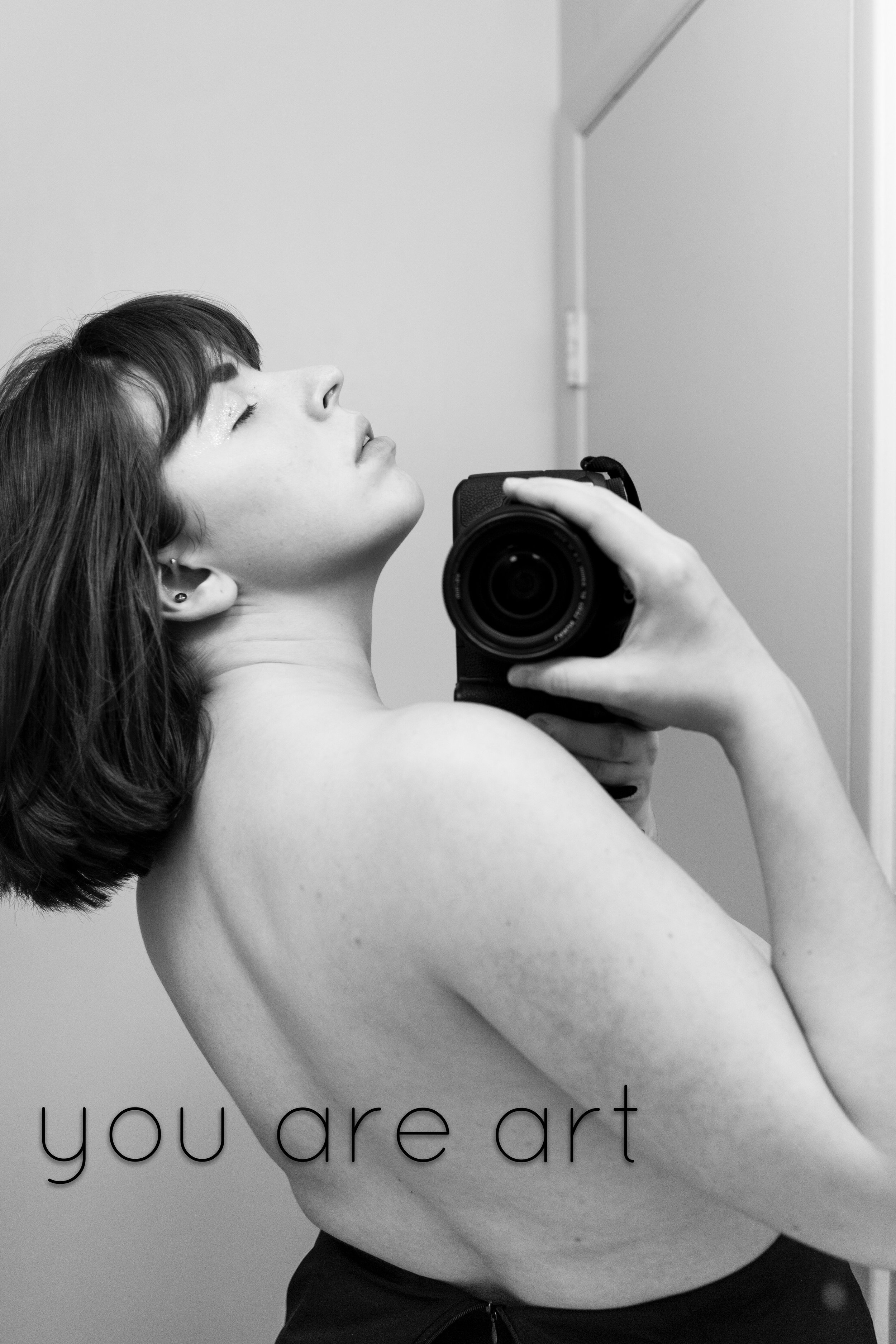 self-portrait empowerment