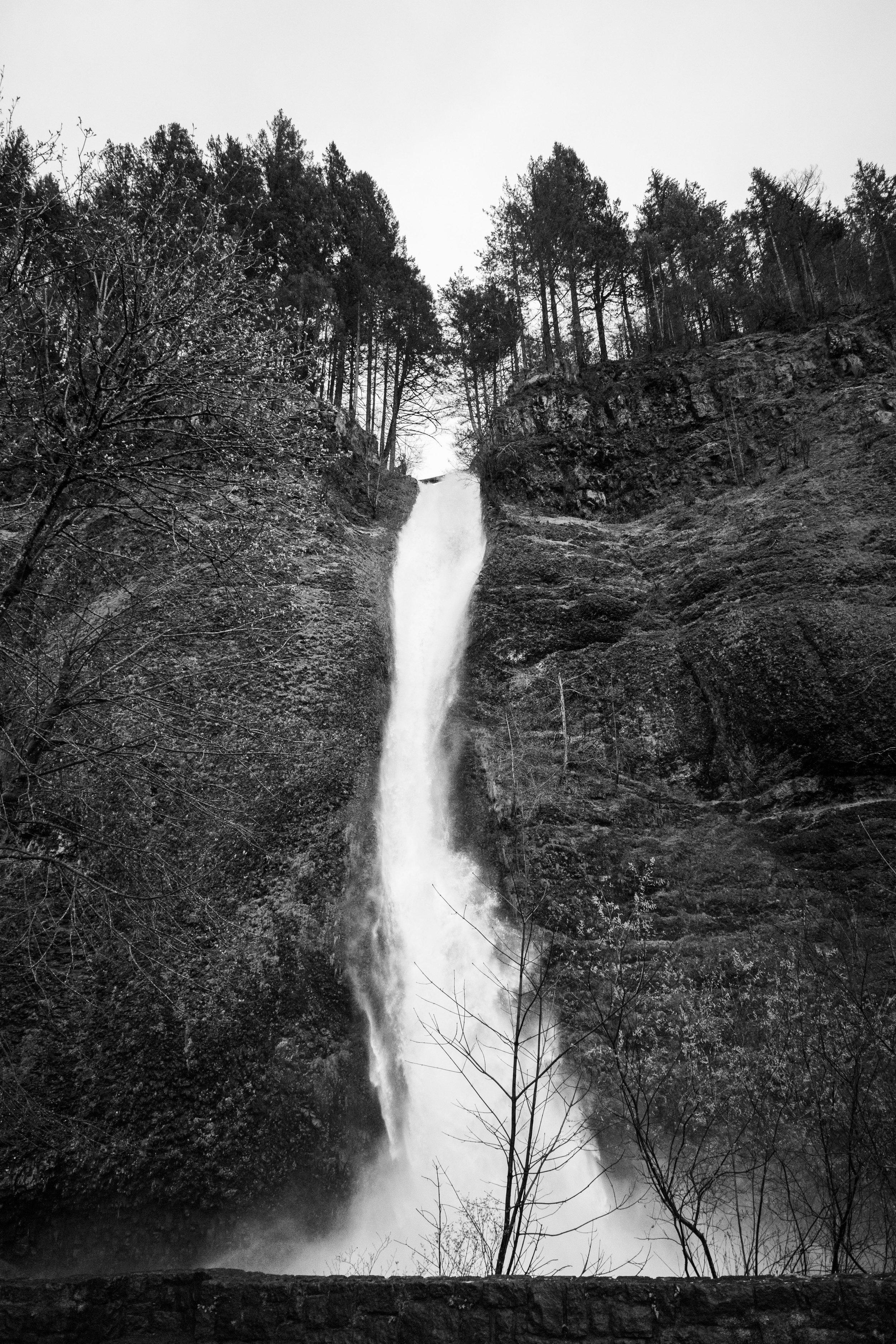 Sofia Angelina Photography Horsetail Waterfall