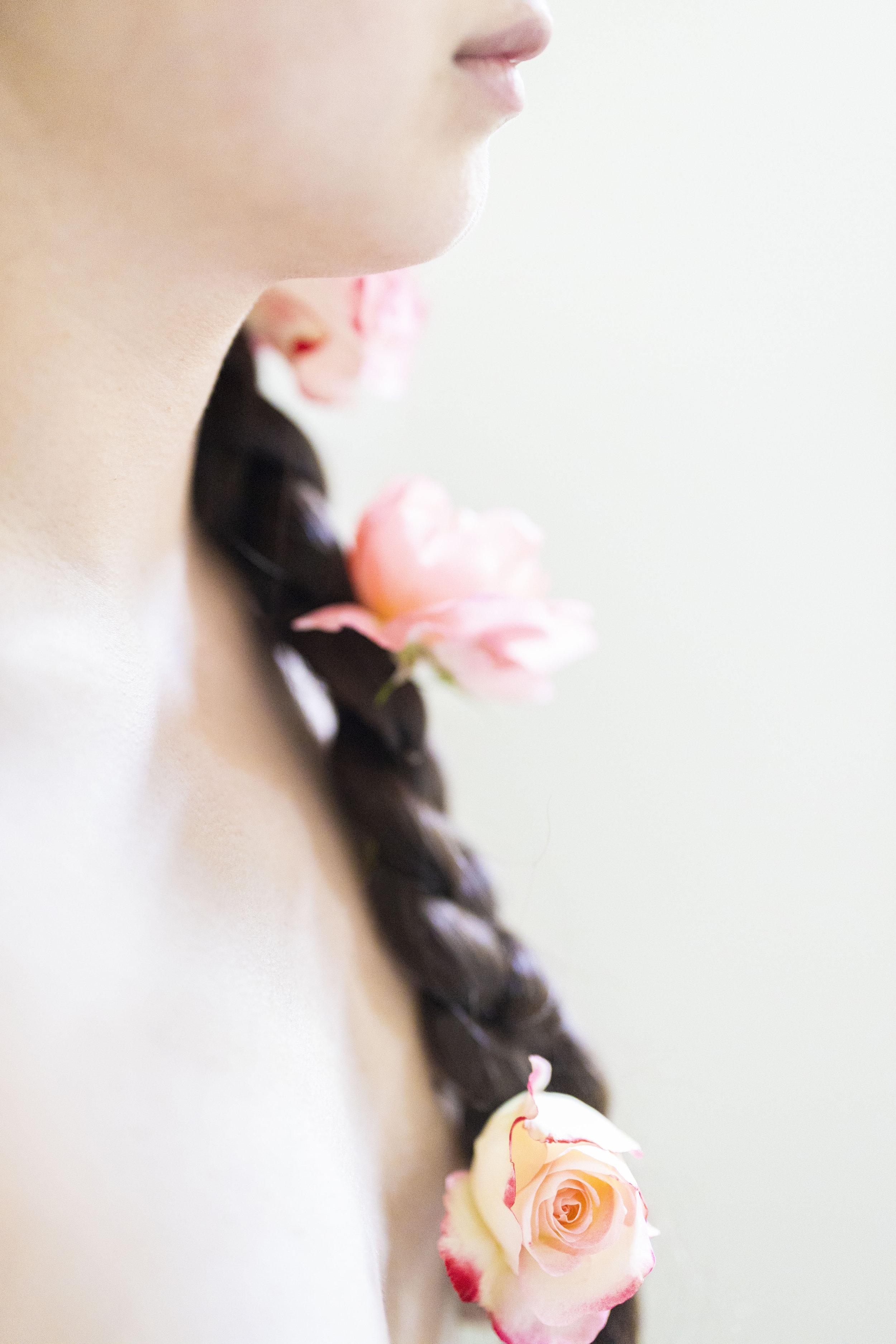 Sofia Angelina Photography Floral Portraiture PDX