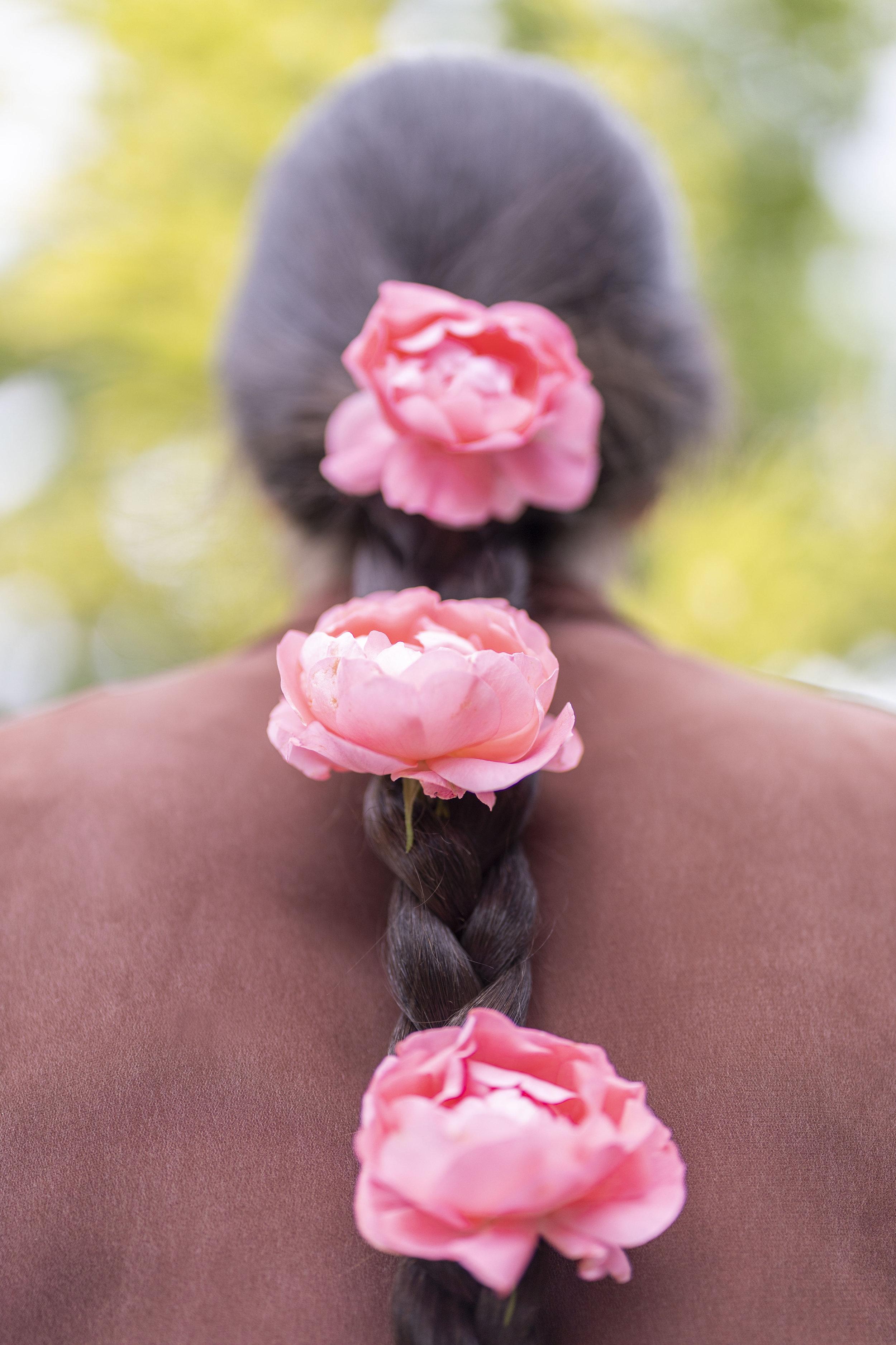 Sofia Angelina Photography Floral Portland Portraiture