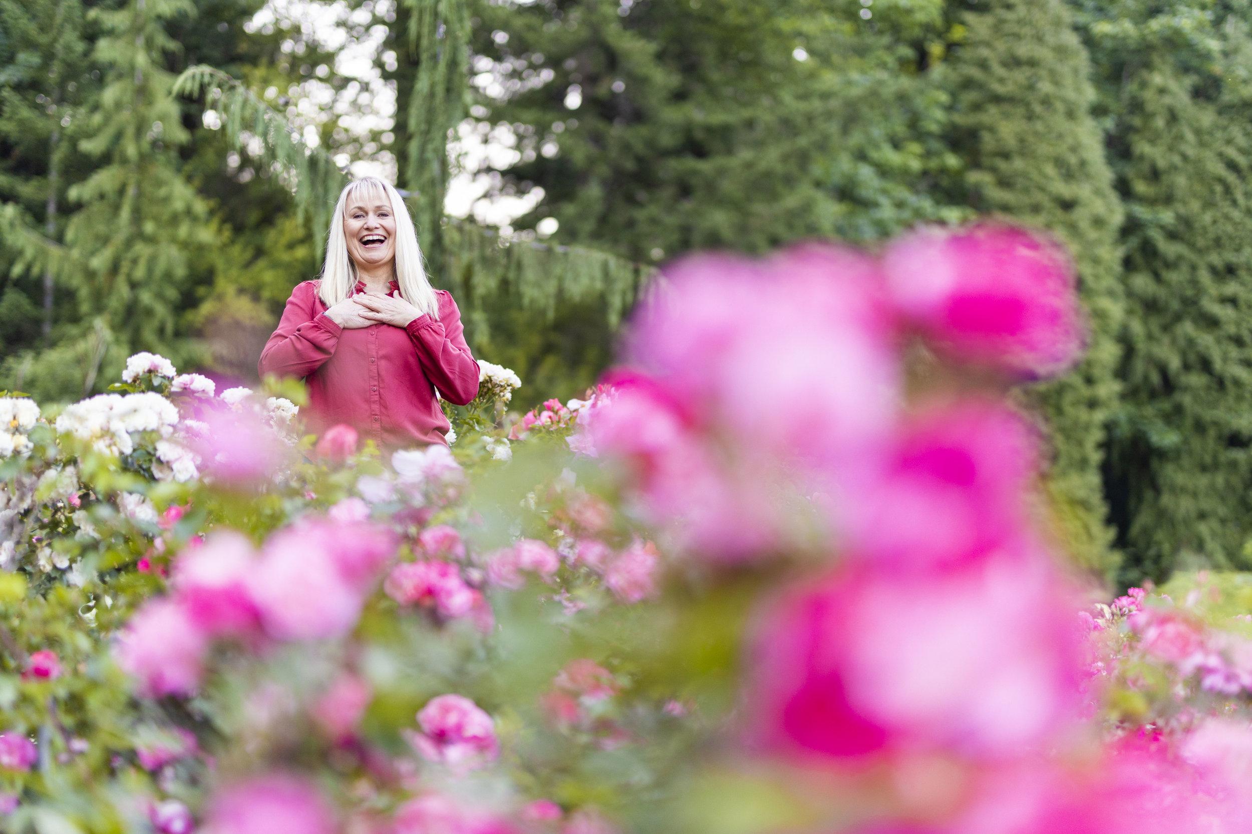 Sofia Angelina Photography International Rose Test Garden