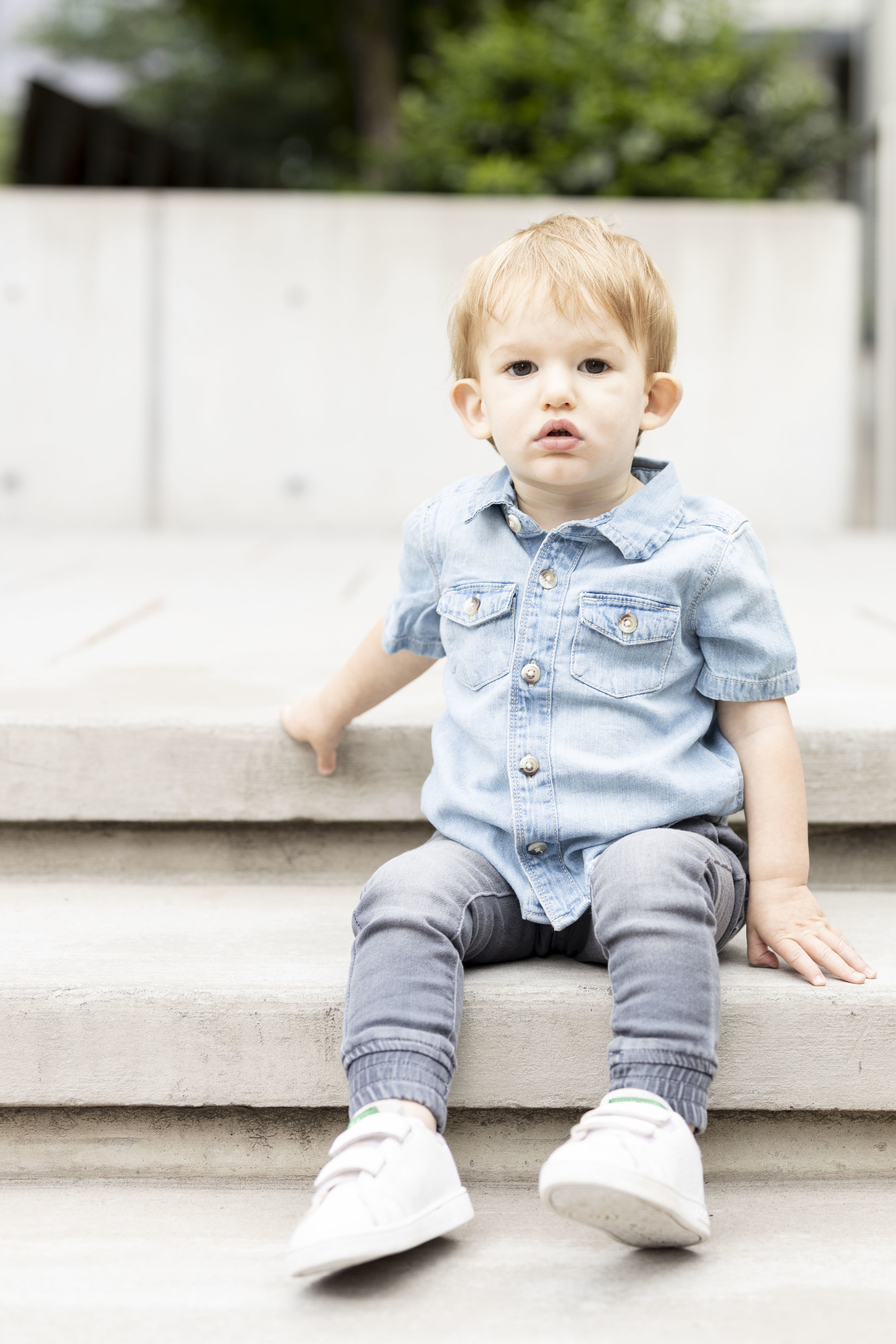Sofia Angelina Photography Pearl District Portland Oregon Downtown Family Session
