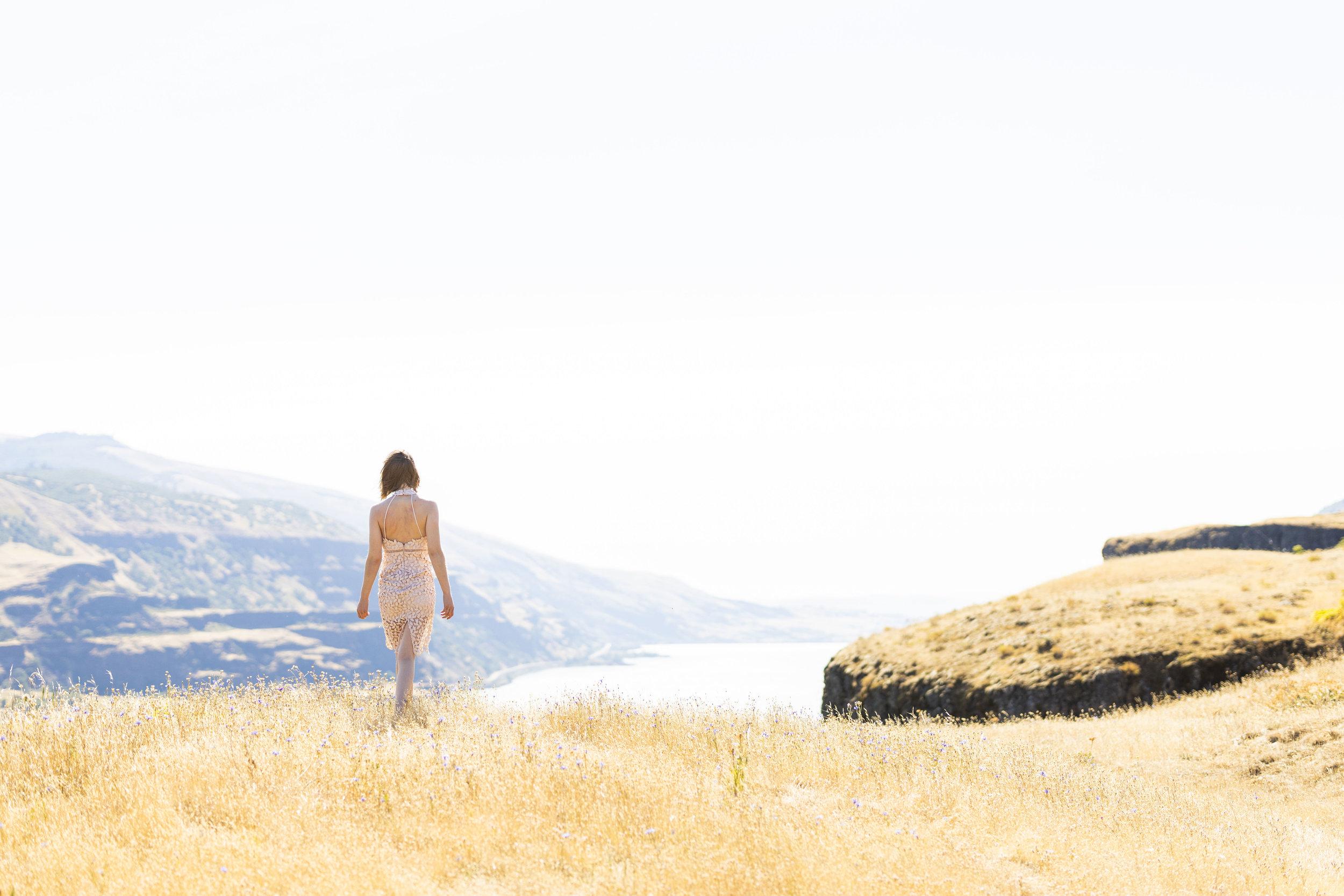 Sofia Angelina Photography Tom McCall Preserve Healing Portrait Session Oregon