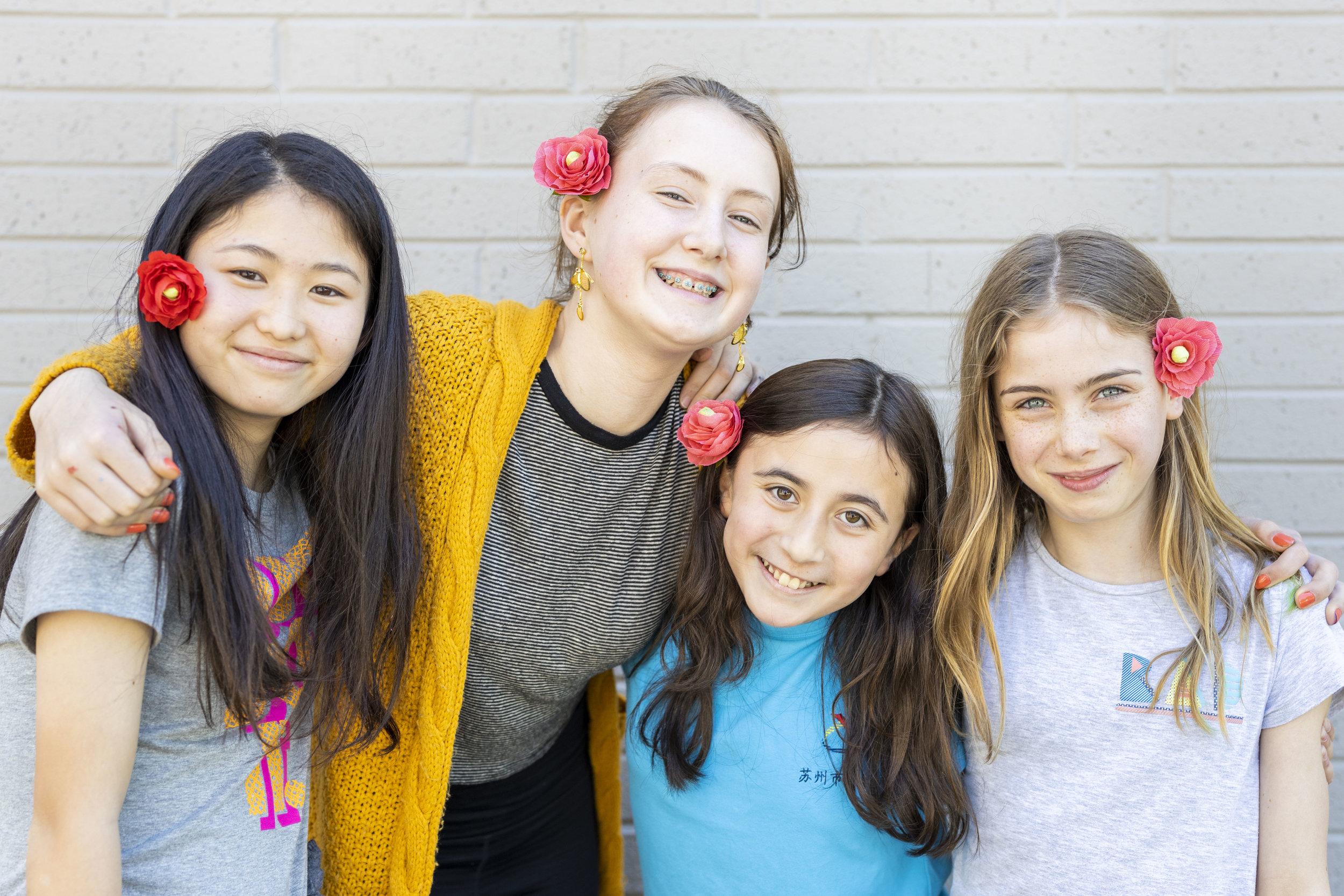 Sofia Angelina Photography Downtown Portland School Branding Photography
