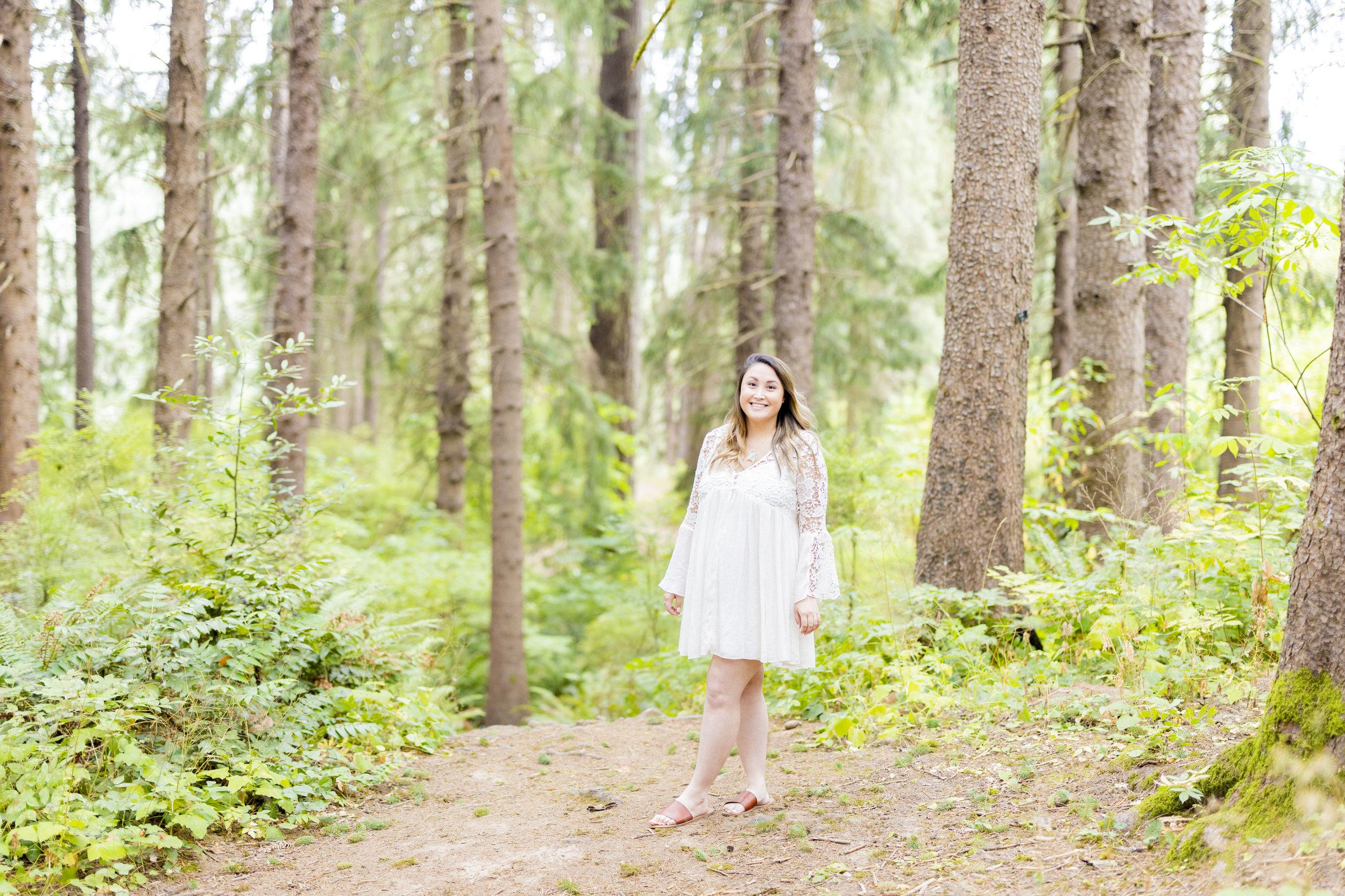Sofia Angelina Photography Healing Photography Session Portland Hoyt Arboretum