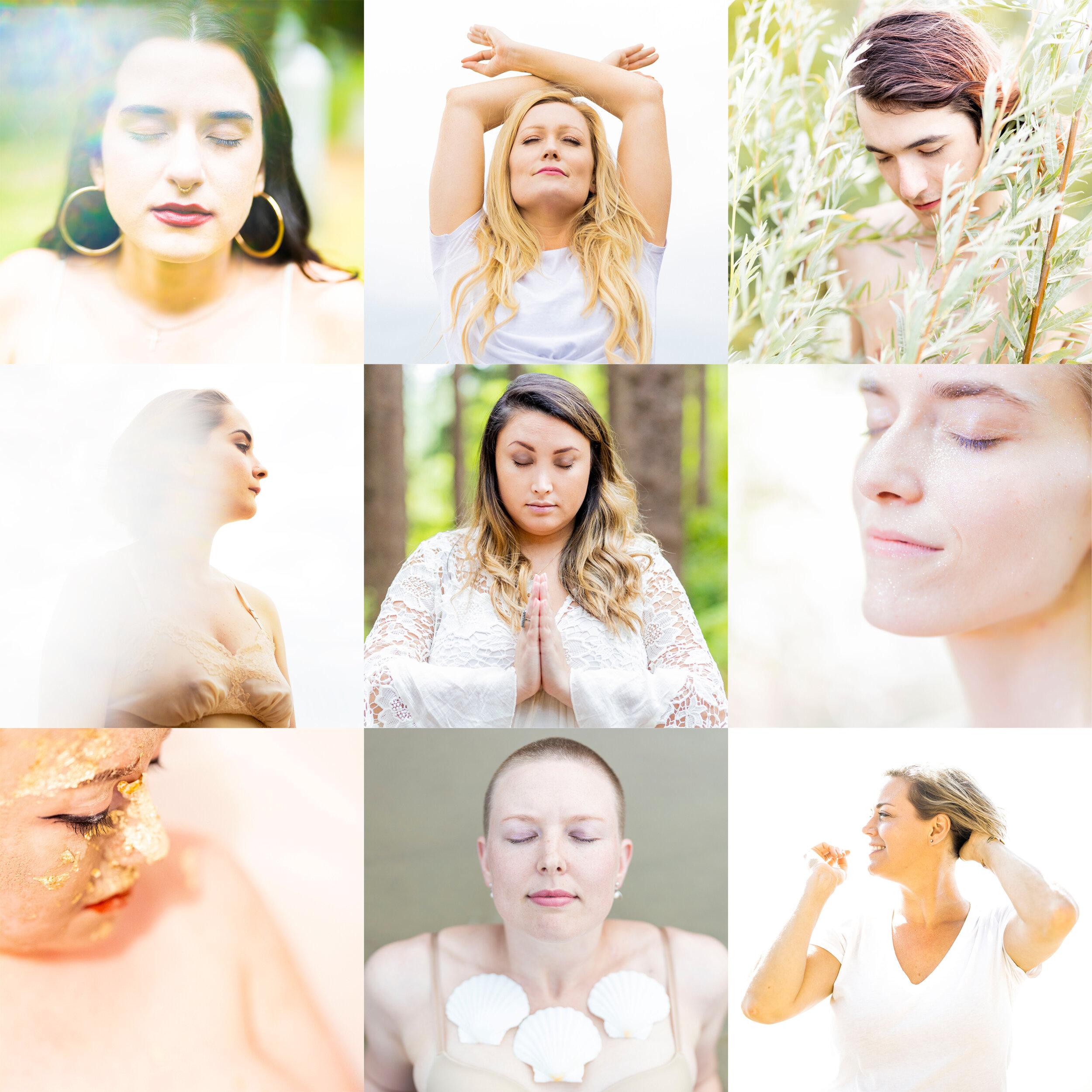Sofia Angelina Photography Sofia's Healing Photo Sessions Portland Oregon