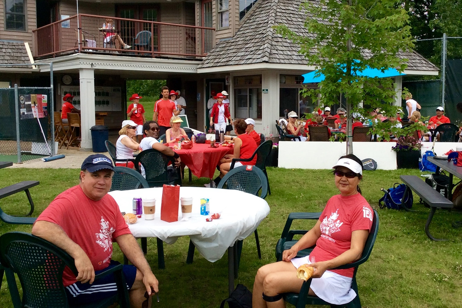 Social Activities - Round Robins, bbq's, etc. Check out what is happening at the club!