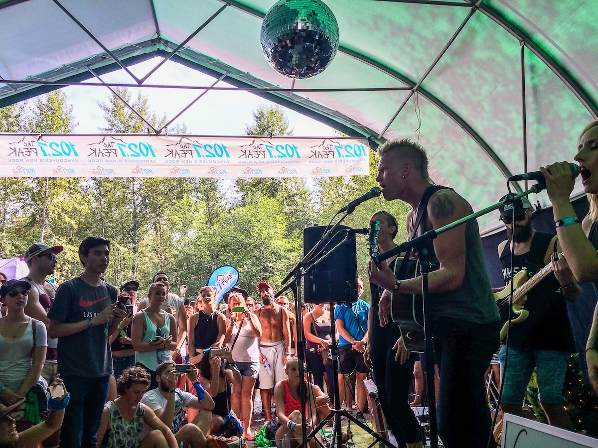 Mother Mother Squamish Music Festival