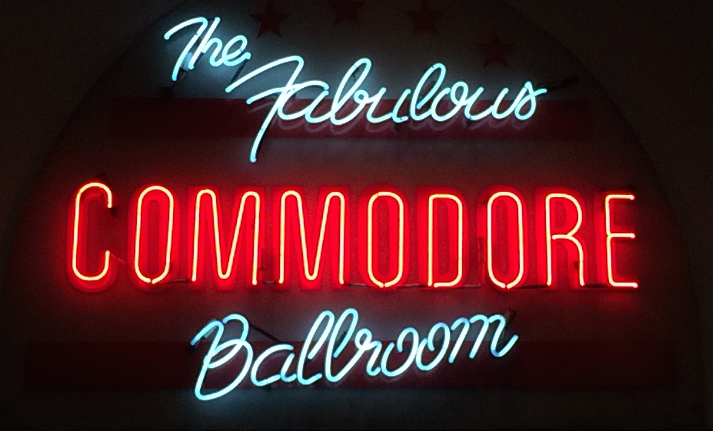 Boom Booms at The Commodore Ballroom Vancouver