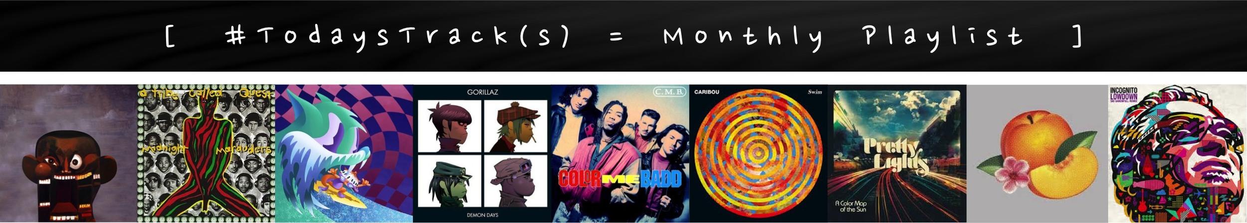 NeverRadio October Playlist todaystrack