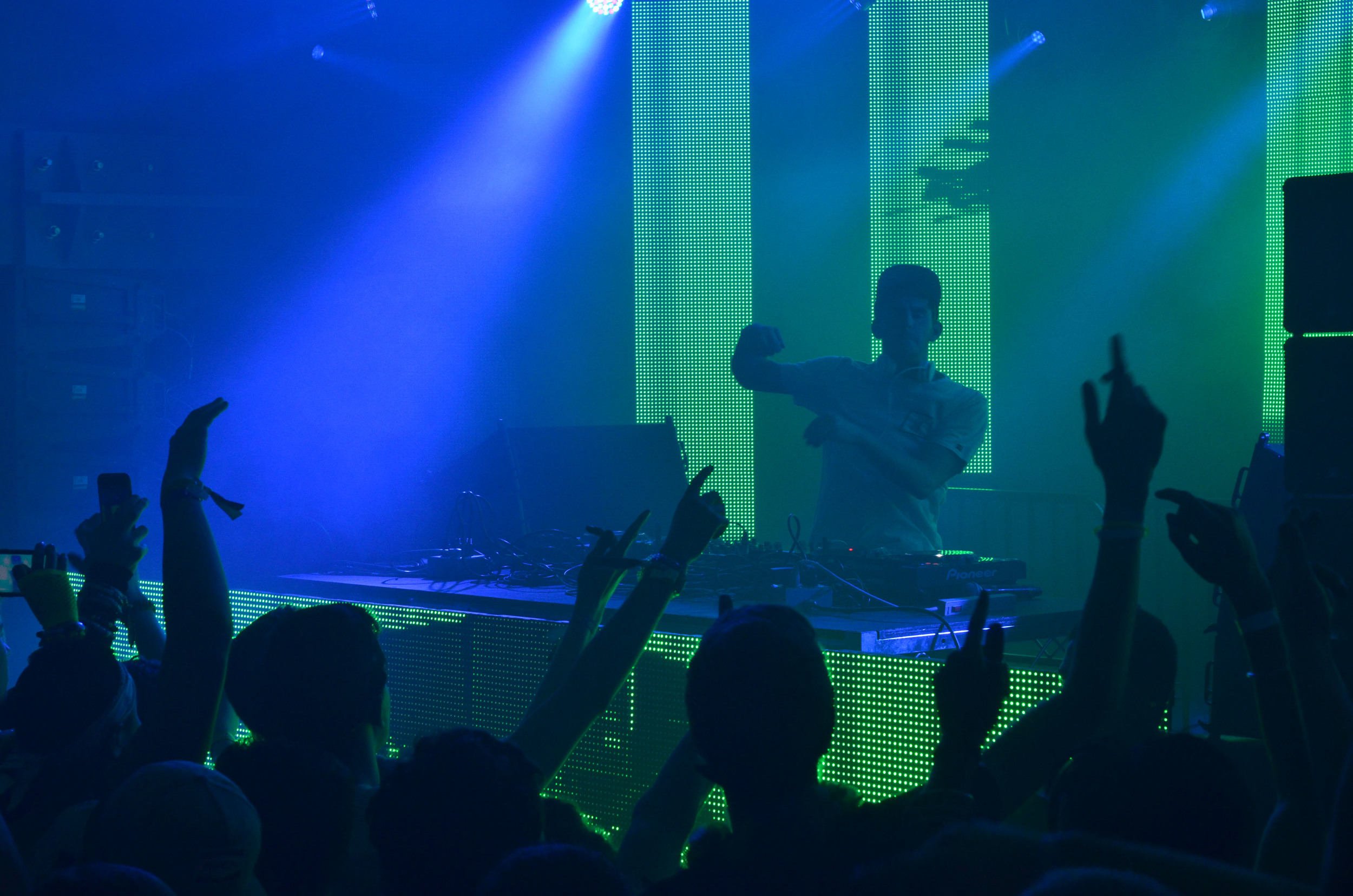 NGHTMRE Contact 2015 Vancouver