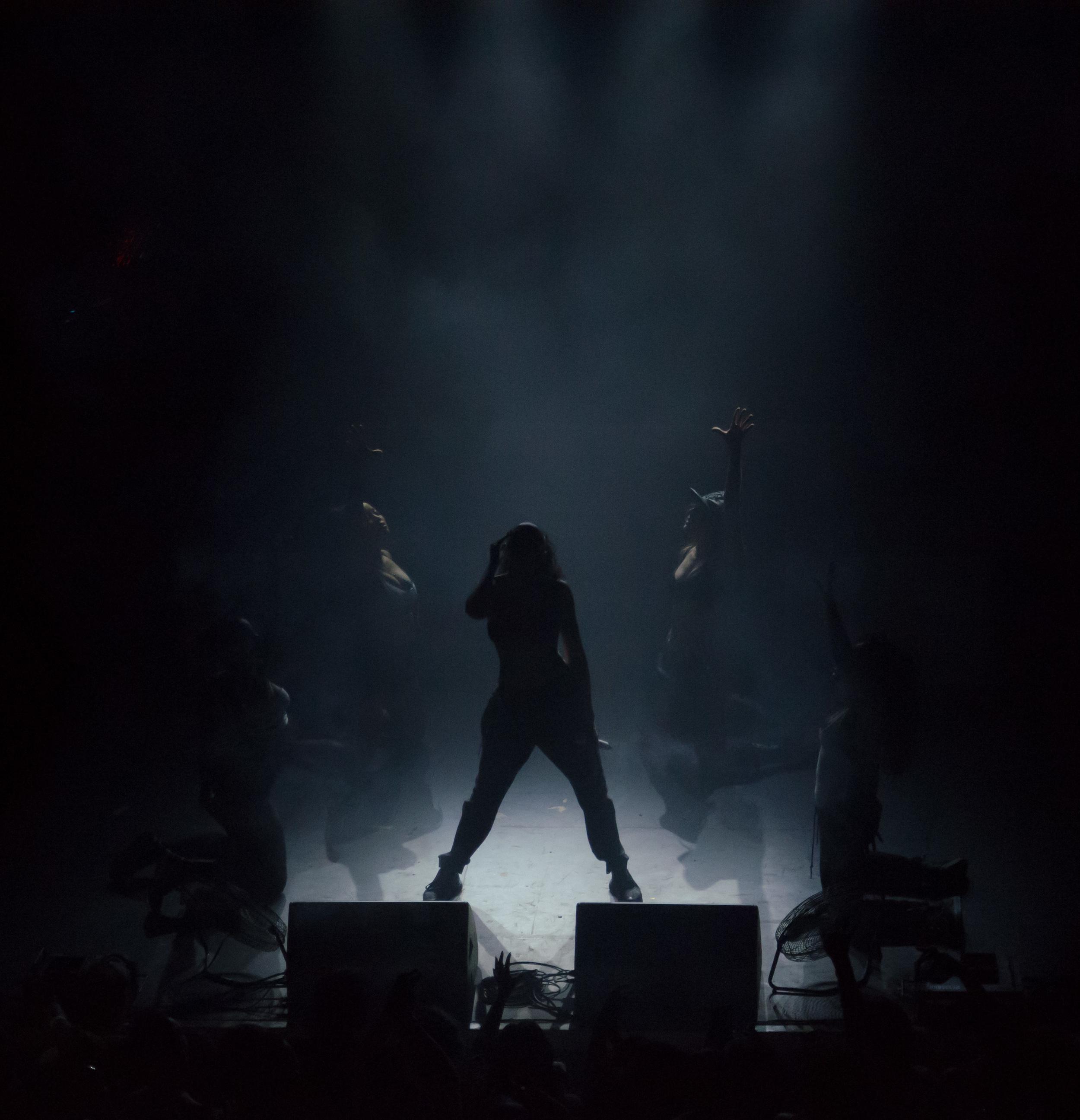 Tinashe JoyRide Tour Vogue Theatre Vancouver