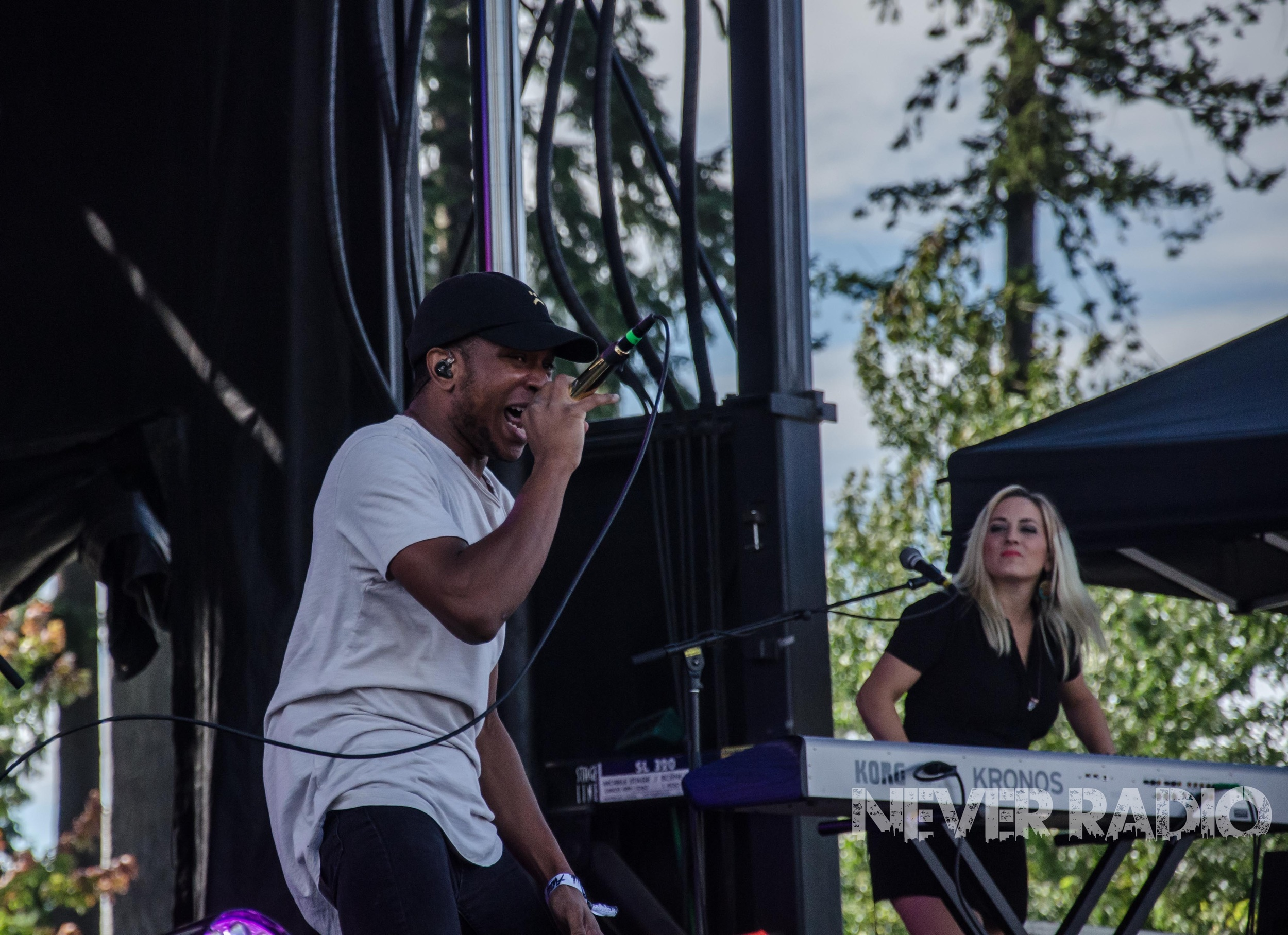 Gallant at Fvded In The Park