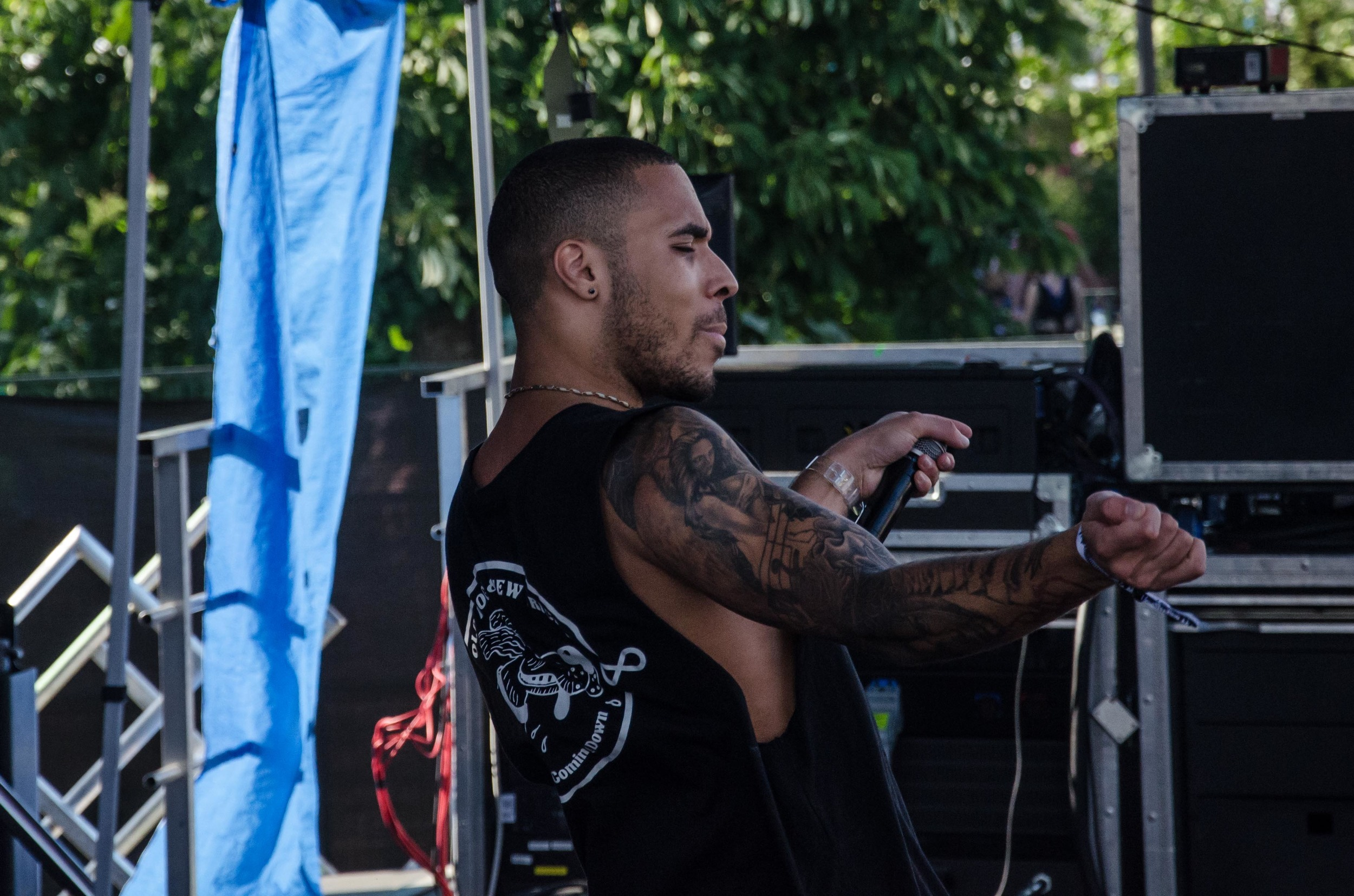 Troyboi Fvded In The Park