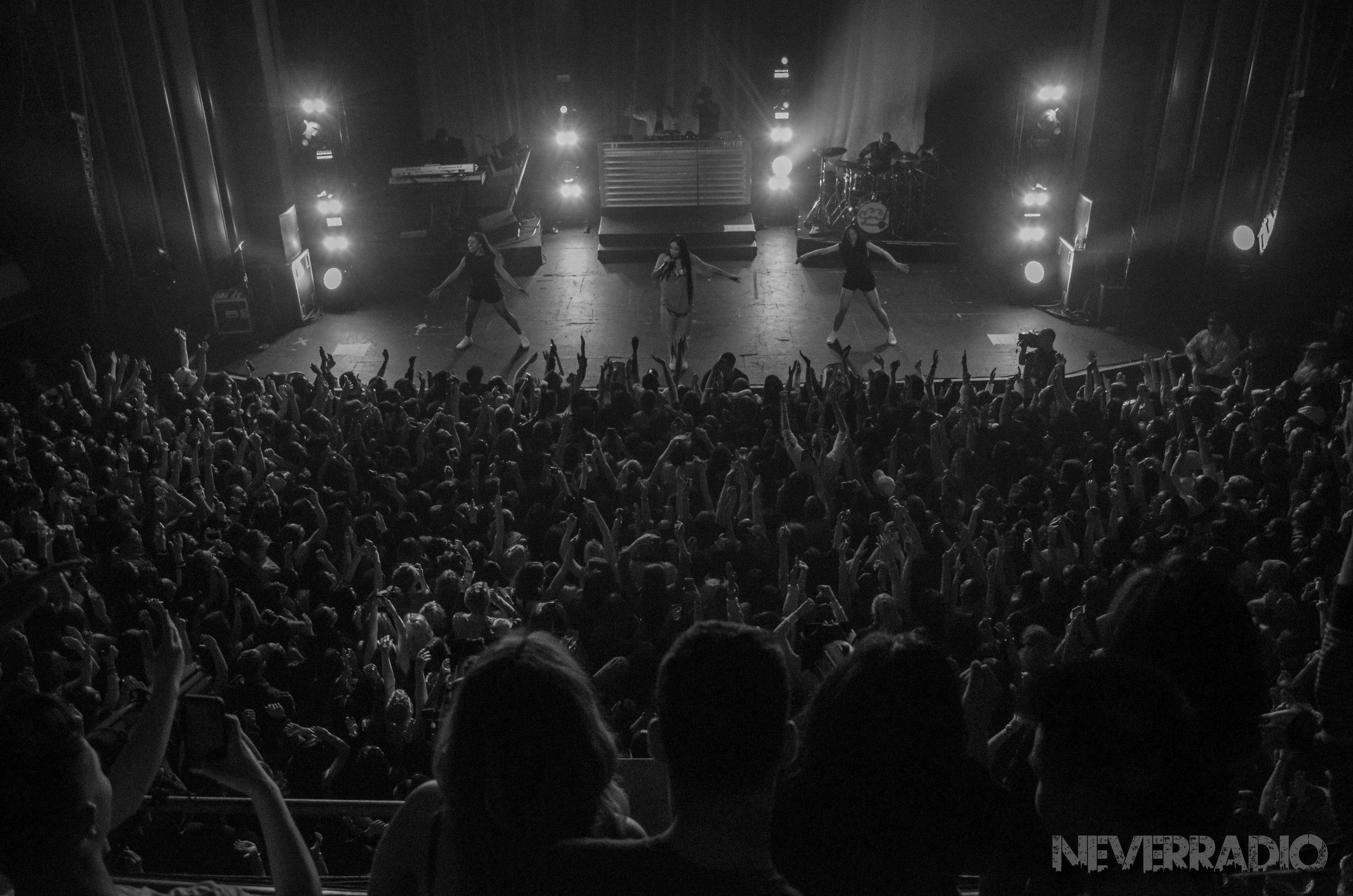 Kehlani Live Show Concert Vancouver SweetSexySavage