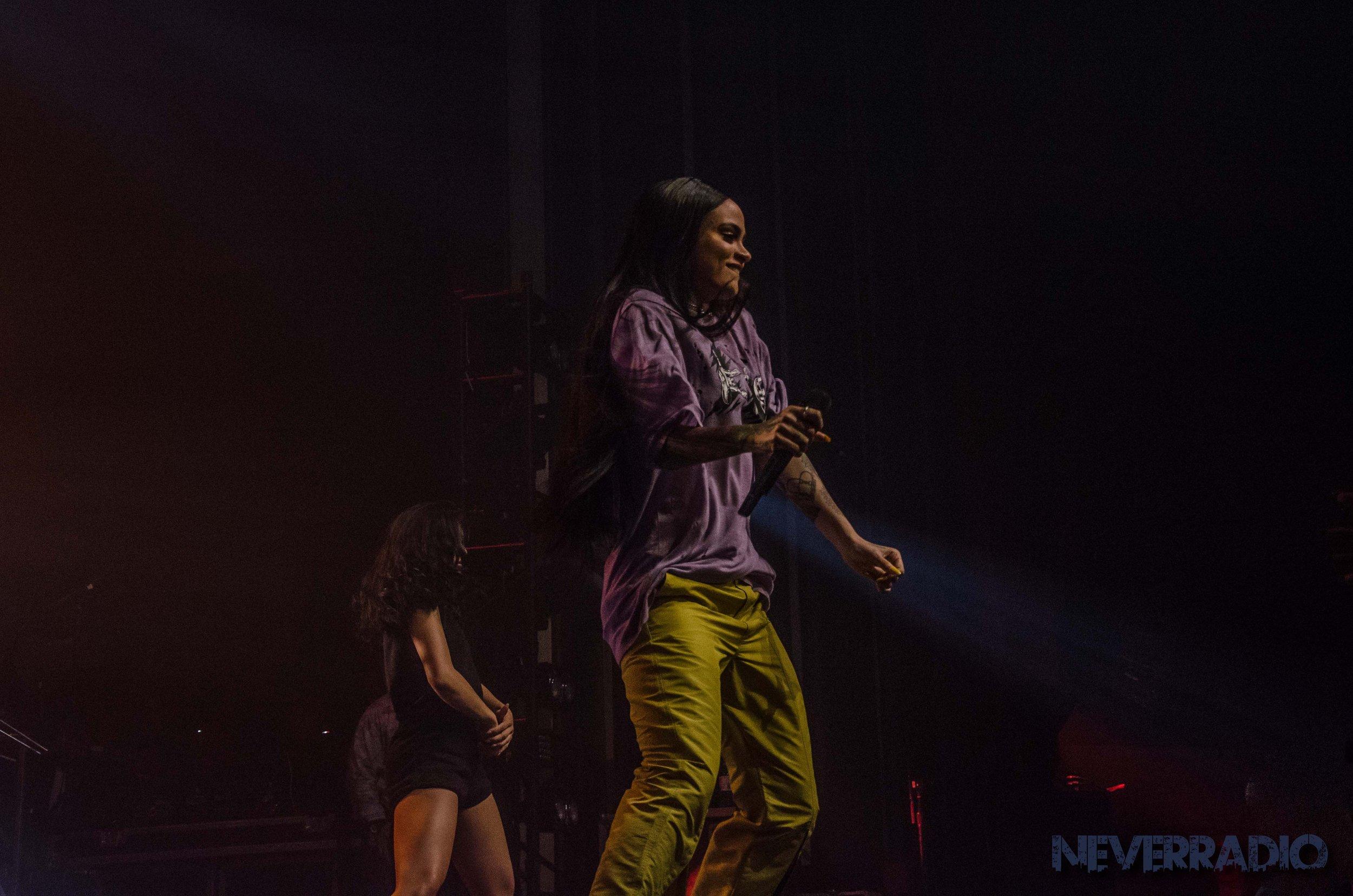 Kehlani Live Concert Show SweetSexySavage