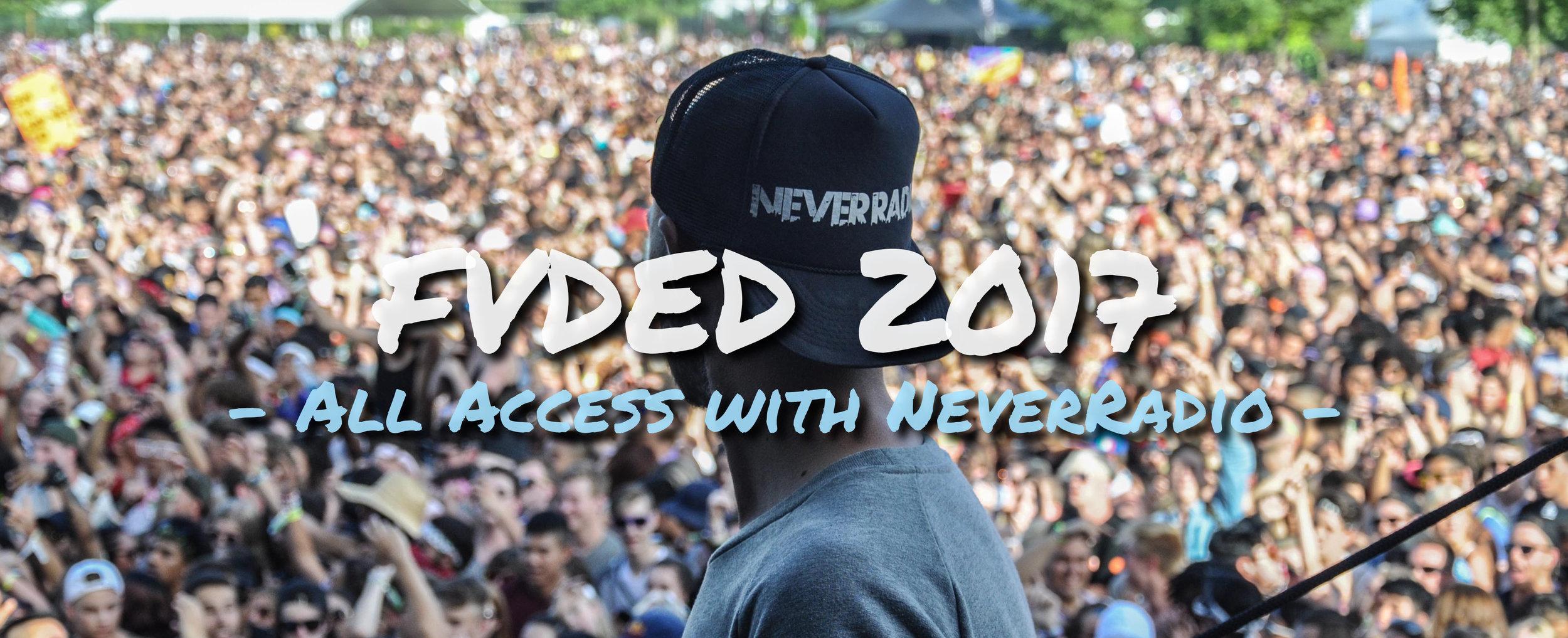 NeverRadio Fvded 2017 All Access