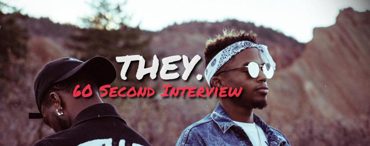 THEY NeverRadio interview