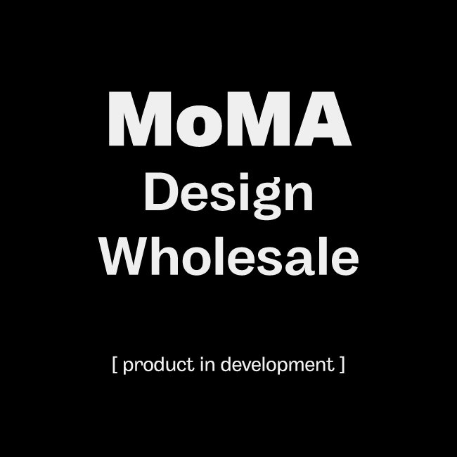 MoMA Design Store | product in development