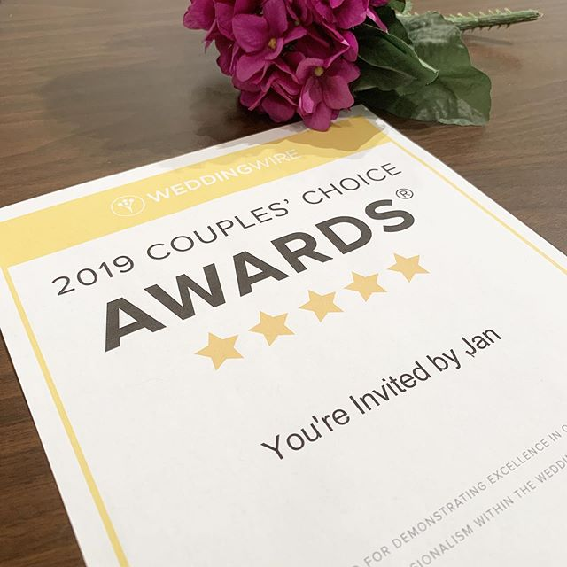 Once again, a 2019 WeddingWire award! We are so excited! Thank you to all our wonderful couples who let us share in creating invitations and more for their wedding! #weddingwire #columbiamd m#marylandbride #hocomd #guestaddressing #calligraphy #invitations #custominvitations #weddingstationery #invitationsinmaryland #engaged2019 #luxuriousinvitations #bespokeweddinginvitations #2019marylandbride