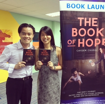 The Book Of Hope  by Cayden Chang