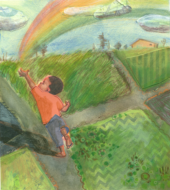 Rainbow Bright - Mikela Prevost
