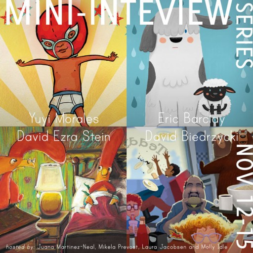 Mini Interviews - David Ezra Stein