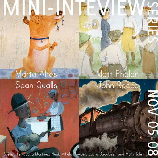 Mini Interview with Sean Qualls - Mikela Prevost