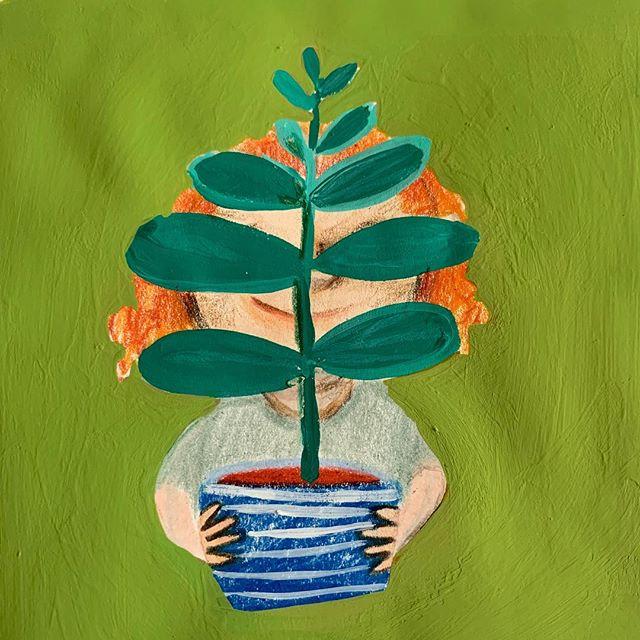Guess who! 🌱 #doodleadayapril  #disguise #childrenswritersguild  #picturebookillustration  #kidlitart