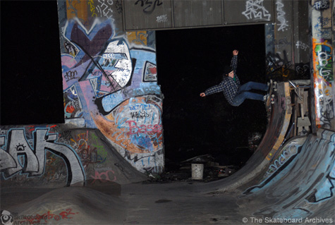 Photo: The Skateboard Archives, skateandannoy.com