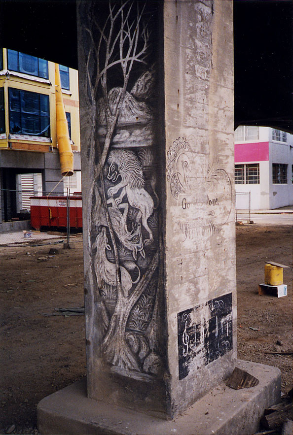 Lovejoy Column c.1999