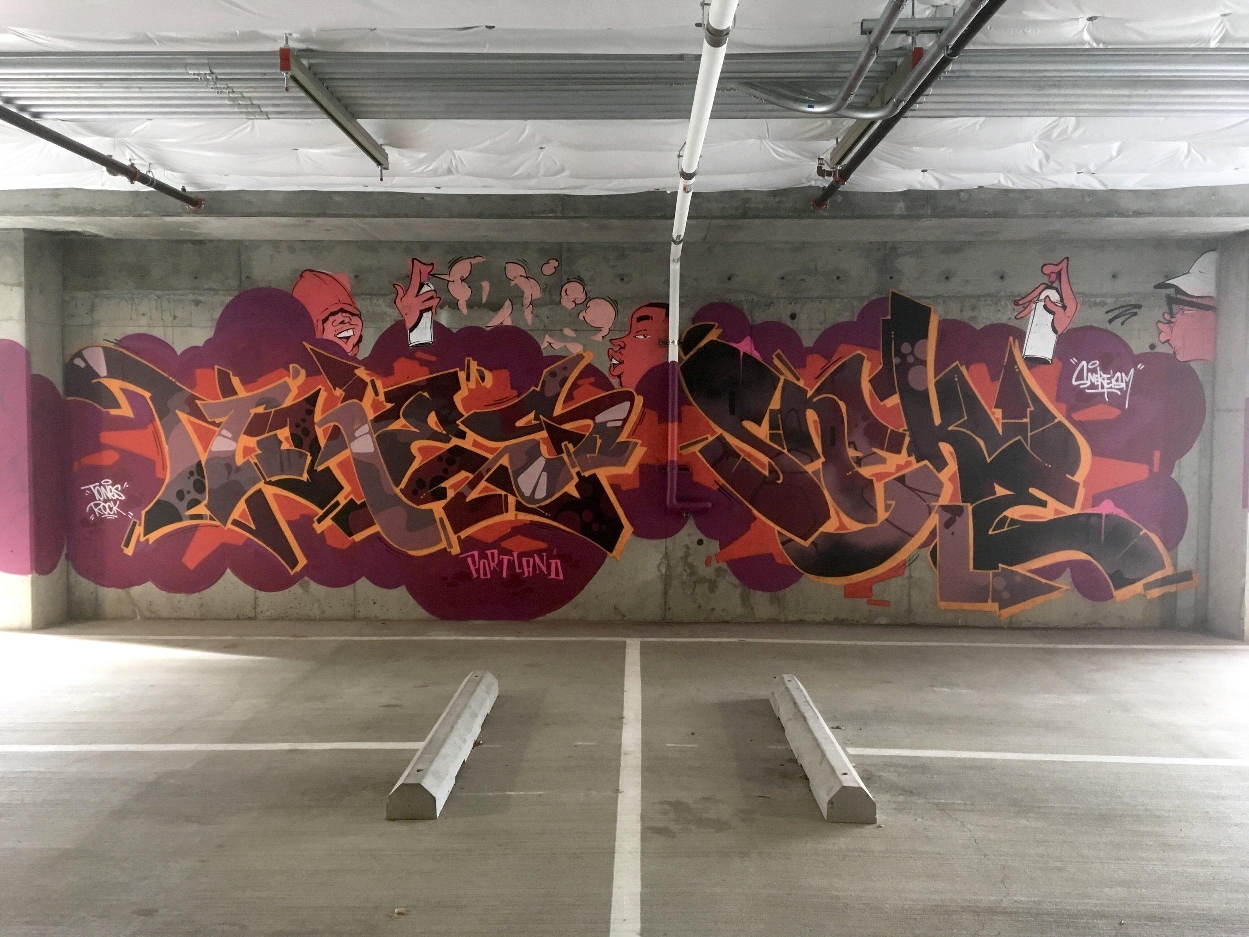 SNEKE (Seattle) | TONES (Switzerland)