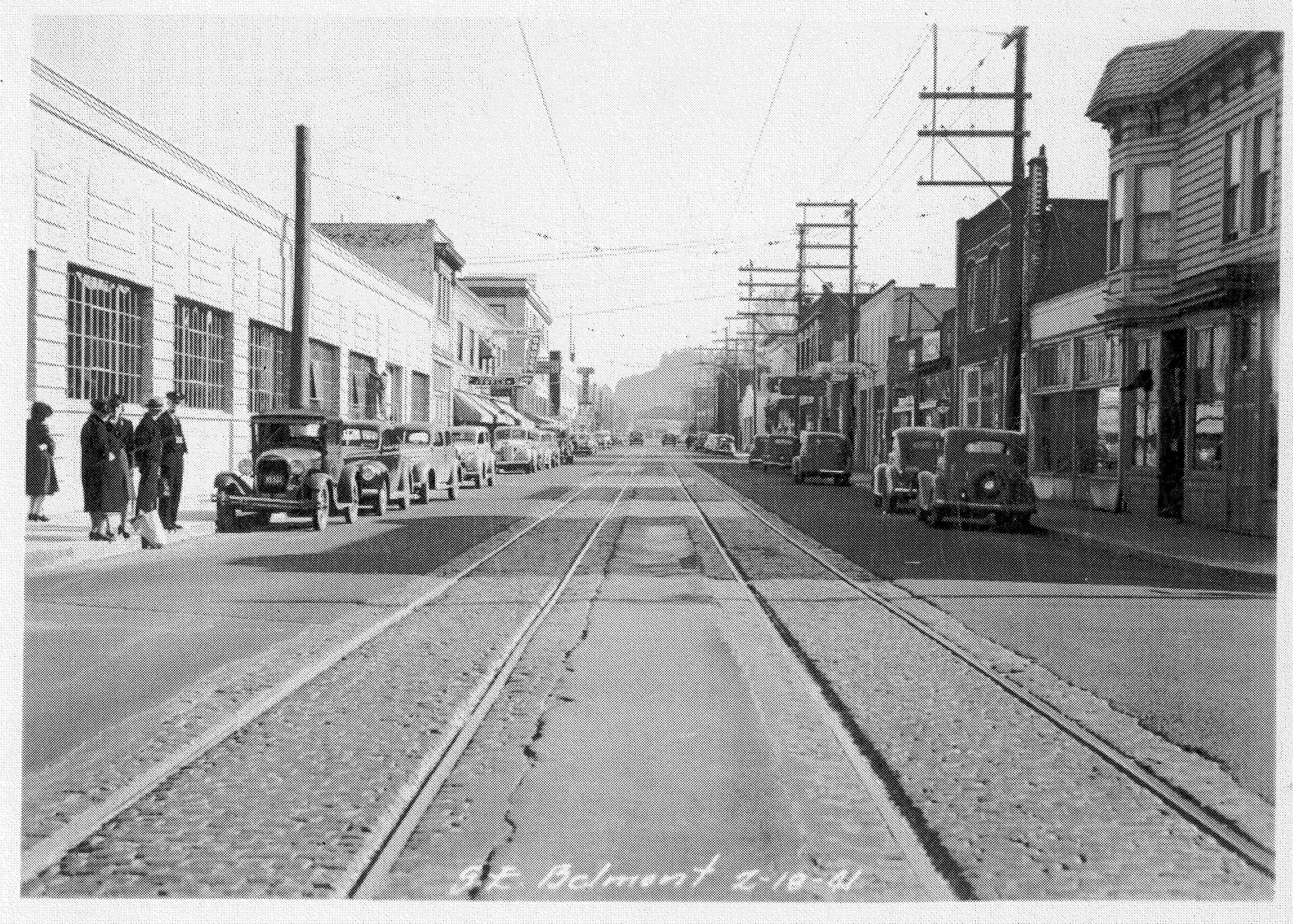 33rd & Belmont, 1941