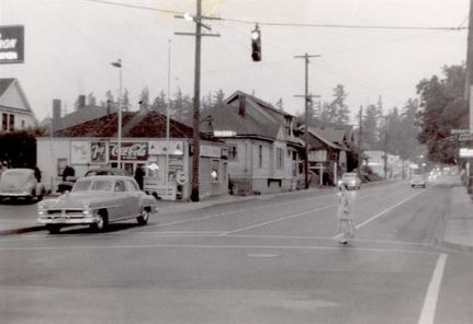39th & Belmont, 1952