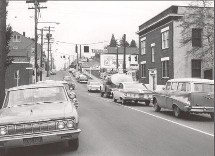 20th & Belmont, 1965
