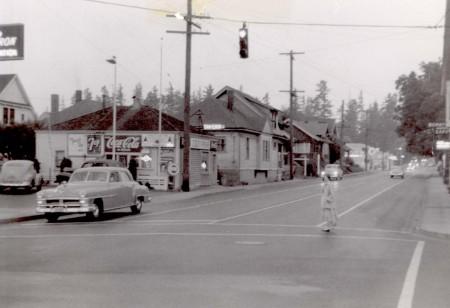 39th & Belmont, 1959