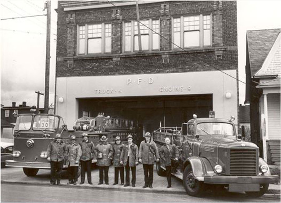 Belmont Fire Station