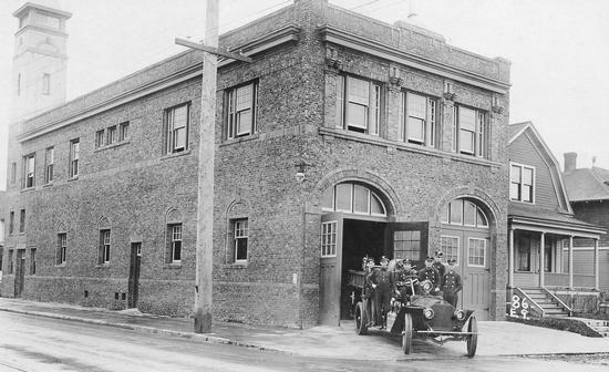 Fire Station, 1912