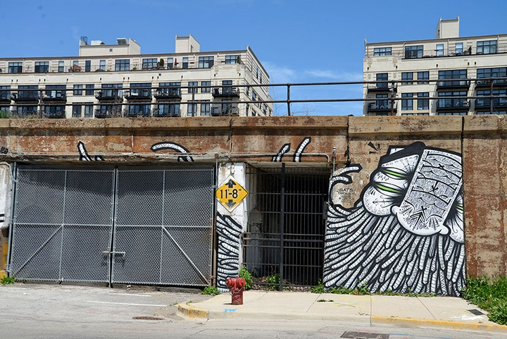Pilsen Walls, Chicago IL