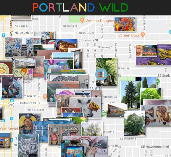 Finding Street Art — Portland Street Art Alliance